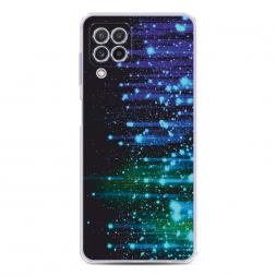 Силиконовый чехол Абстракция 1 на Samsung Galaxy A22