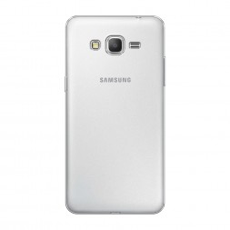 Силиконовый чехол без принта на Samsung Galaxy Grand Prime