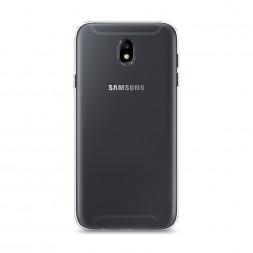 Силиконовый чехол без принта на Samsung Galaxy J7 2017