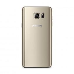 Силиконовый чехол без принта на Samsung Galaxy Note 5
