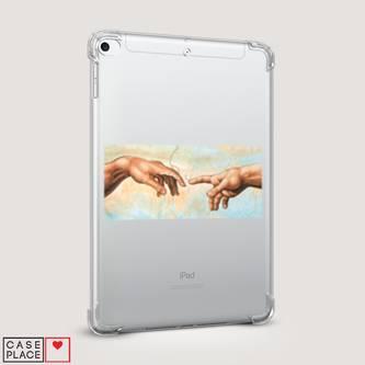 Чехол для iPad mini 5 Сотворение Адама