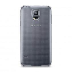 Силиконовый чехол без принта на Samsung Galaxy S5