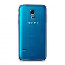 Силиконовый чехол без принта на Samsung Galaxy S5 mini