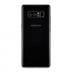 Силиконовый чехол без принта на Samsung Galaxy Note 8