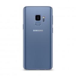 Силиконовый чехол без принта на Samsung Galaxy S9