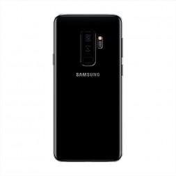 Силиконовый чехол без принта на Samsung Galaxy S9 Plus