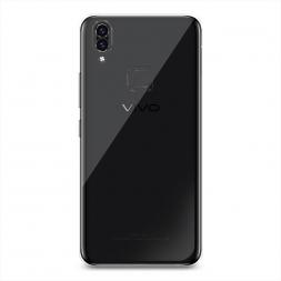 Силиконовый чехол без принта на Vivo V9