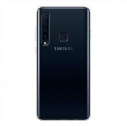 Силиконовый чехол без принта на Samsung Galaxy A9 2018