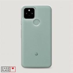Силиконовый чехол без принта на Google Pixel 5