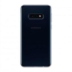 Силиконовый чехол без принта на Samsung Galaxy S10E