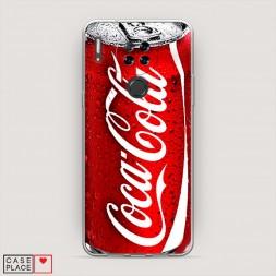 Силиконовый чехол Кока Кола на Blackview A80