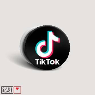 Попсокет с картинкой TikTok