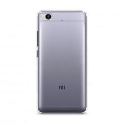Силиконовый чехол без принта на Xiaomi Mi5S