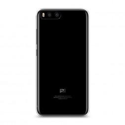 Силиконовый чехол без принта на Xiaomi Mi6