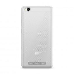 Силиконовый чехол без принта на Xiaomi Redmi 3