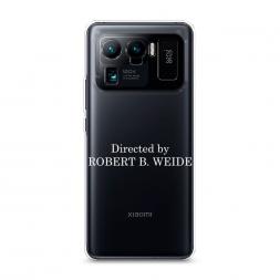 Силиконовый чехол Robert B Weide на Xiaomi Mi 11 Ultra
