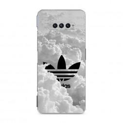 Силиконовый чехол Адидас в облаках на Xiaomi Black Shark 4