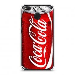 Силиконовый чехол Кока Кола на Xiaomi Redmi 4X