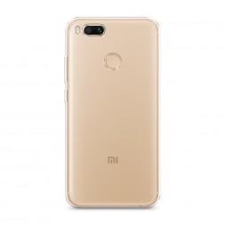 Силиконовый чехол без принта на Xiaomi Mi 5X