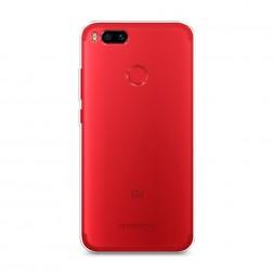 Силиконовый чехол без принта на Xiaomi Mi A1
