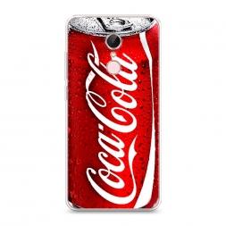 Силиконовый чехол Кока Кола на Xiaomi Redmi 5