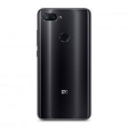 Силиконовый чехол без принта на Xiaomi Mi 8 Lite (Youth Edition)