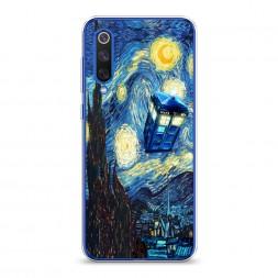 Силиконовый чехол Доктор кто на Xiaomi Mi9 SE