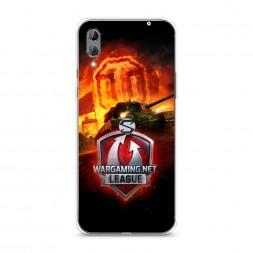 Силиконовый чехол Защита флага на Xiaomi Black Shark 2