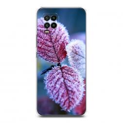 Силиконовый чехол Зима 5 на Xiaomi Mi 10 Lite