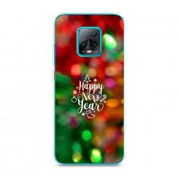 Силиконовый чехол Новый Год на елке на Xiaomi Redmi 10X 5G