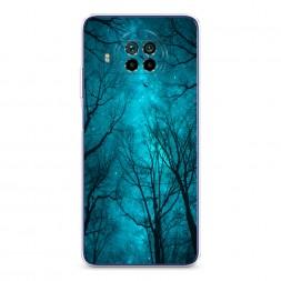 Силиконовый чехол Сказочный лес на Xiaomi Mi 10T Lite