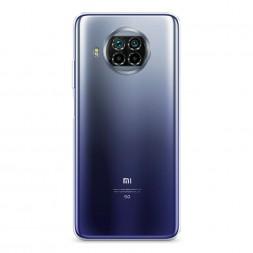 Силиконовый чехол без принта на Xiaomi Mi 10T Lite