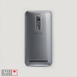 Силиконовый чехол без принта на Asus Zenfone 2 ZE550ML/ZE551ML