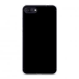 Силиконовый чехол без принта на Asus Zenfone 4 Max ZC554KL
