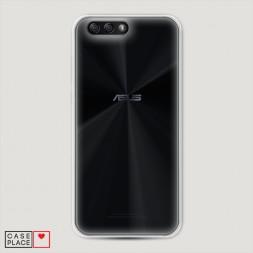 Силиконовый чехол без принта на Asus Zenfone 4 ZE554KL