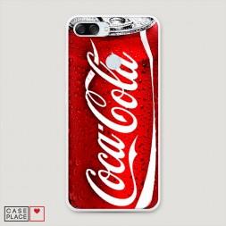 Силиконовый чехол Кока Кола на ASUS ZenFone Max Plus M1 ZB570TL