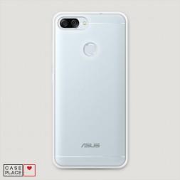 Силиконовый чехол без принта на ASUS ZenFone Max Plus M1 ZB570TL