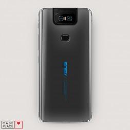 Силиконовый чехол без принта на Asus Zenfone 6 ZS630KL