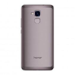 Силиконовый чехол без принта на Huawei Honor 5C