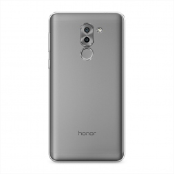 Силиконовый чехол без принта на Honor 6X