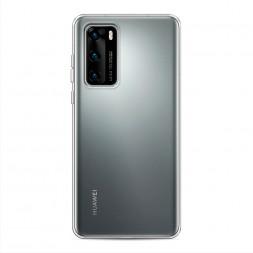 Силиконовый чехол без принта на Huawei P40
