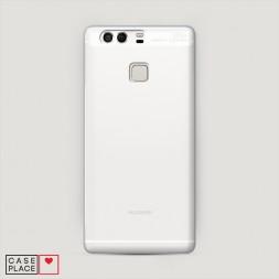Пластиковый чехол без принта на Huawei P9 (Dual)