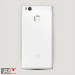 Пластиковый чехол без принта на Huawei P9 lite