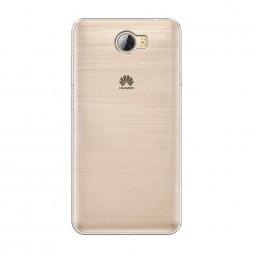 Силиконовый чехол без принта на Huawei Y5 II