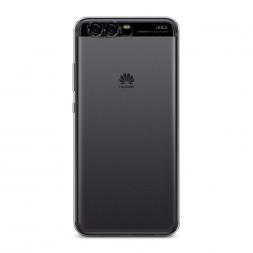 Силиконовый чехол без принта на Huawei P10