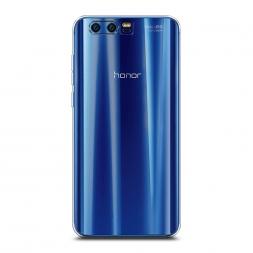 Силиконовый чехол без принта на Huawei Honor 9