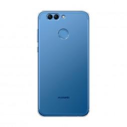 Силиконовый чехол без принта на Huawei Nova 2 Plus