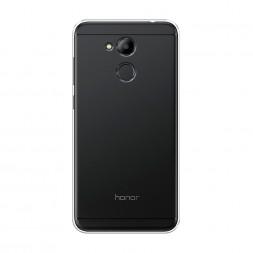 Силиконовый чехол без принта на Honor 6C Pro