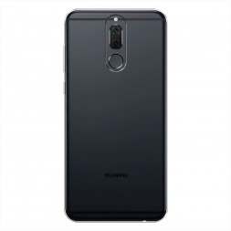 Силиконовый чехол без принта на Huawei Nova 2i