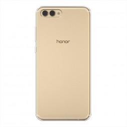 Силиконовый чехол без принта на Huawei Honor V10 (View 10)